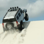 4x4 Dune Eco Driving Experience