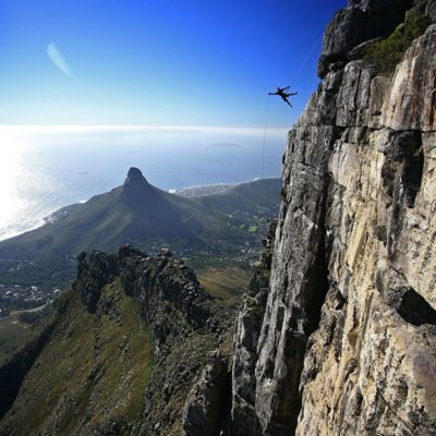 Abseil Table Mountain Cape Town
