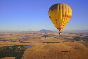Hot Air Ballooning Cape Town