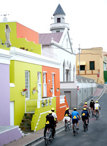 Cape Town City Heritage Cycle