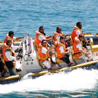 Jet Boat tours Cape Town