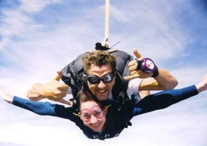 Sky Dive Cape Town bookings