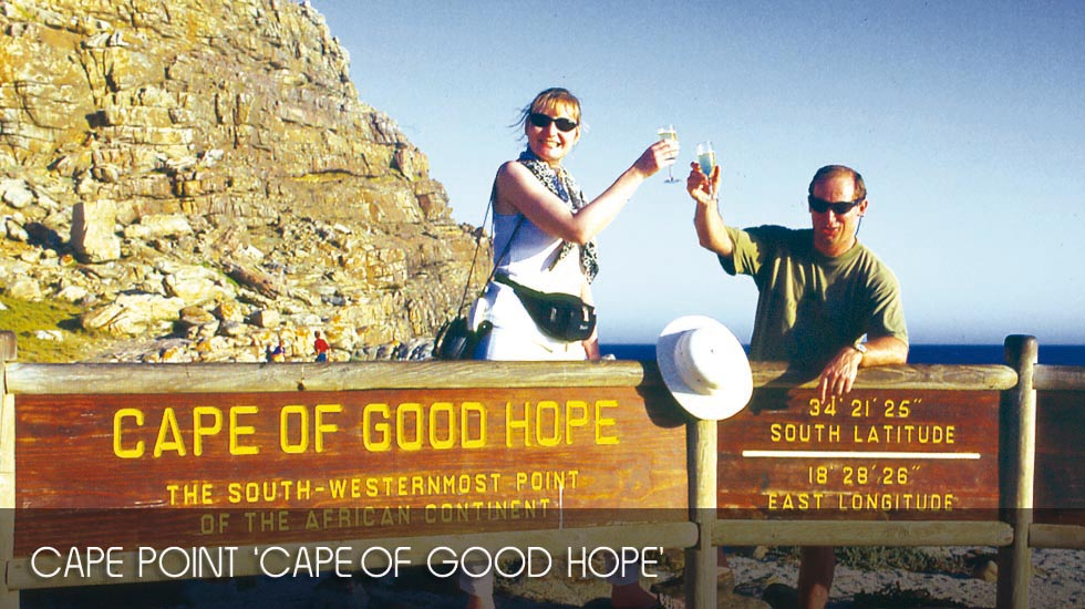 Cape of Good Hope Half Day Tour