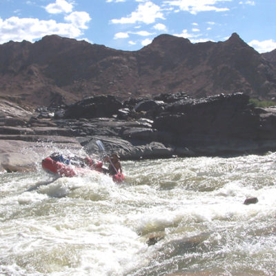 River Rafting on the Orange/Gariep River
