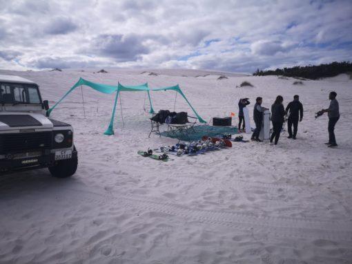 Atlantis Dunes Sand Boarding Gazebo