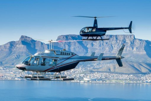 Helicopter tours Cape Point Cape Town